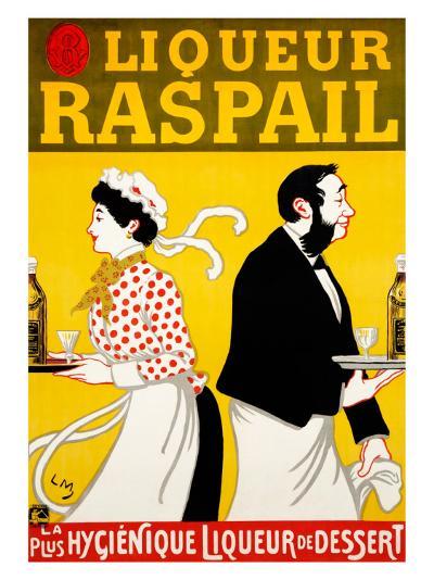 Liqueur Raspail--Giclee Print