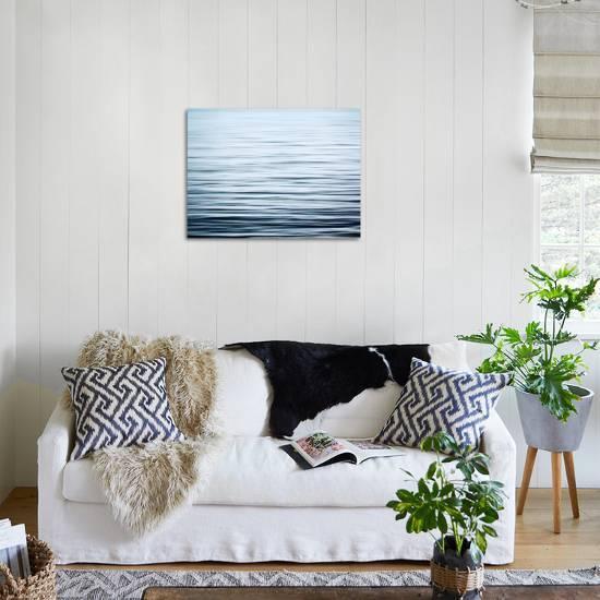 Liquid Blue Sea Art Print The Gingham Owl Art Com