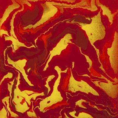 Liquid Industrial IIII - Canvas VIII-Hilary Winfield-Giclee Print