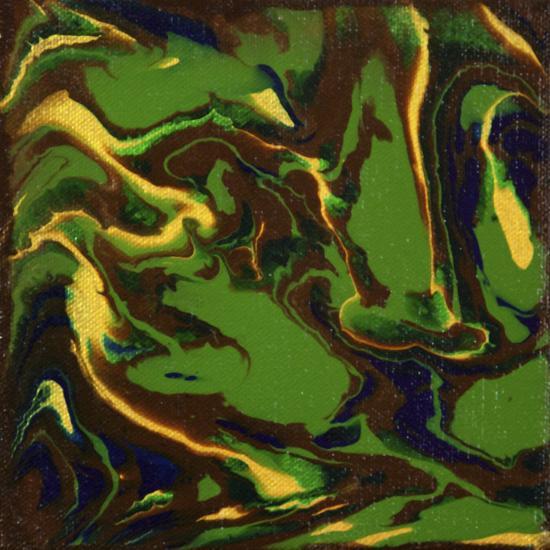 Liquid Industrial IIII - Canvas XII-Hilary Winfield-Giclee Print