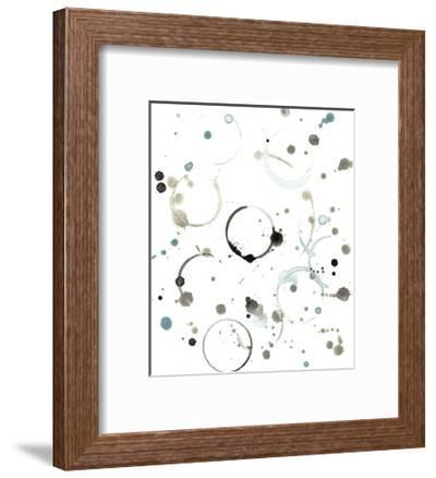 Liquid Orbit I-June Erica Vess-Framed Art Print