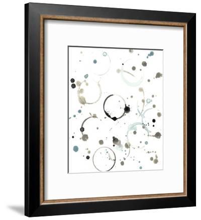 Liquid Orbit I-June Erica Vess-Framed Art Print