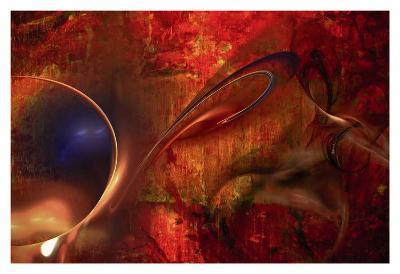Liquid Perspective III-Jean-Fran?ois Dupuis-Art Print