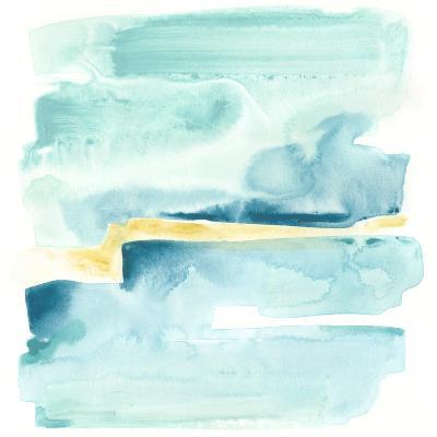 Liquid Shoreline IV-June Vess-Premium Giclee Print