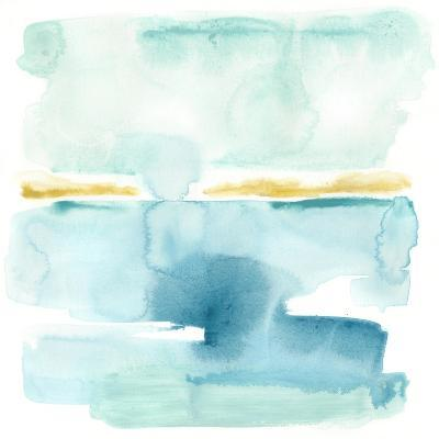 Liquid Shoreline VI-June Vess-Premium Giclee Print