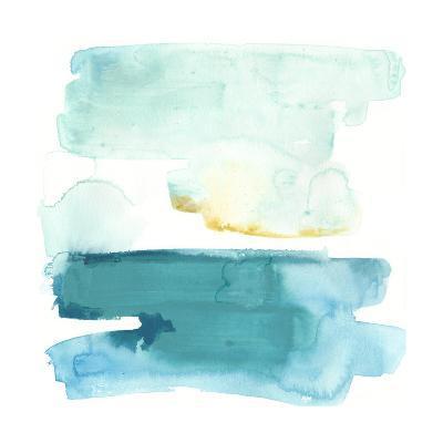 Liquid Shoreline VII-June Vess-Premium Giclee Print