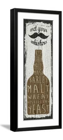 Liquor Sign IV-Erin Clark-Framed Giclee Print