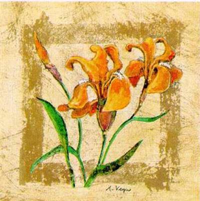 Lirio-A^ Vega-Art Print