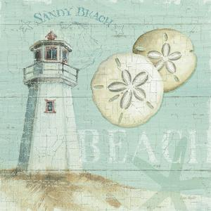 Beach House I by Lisa Audit