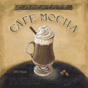 Cafe Mocha by Lisa Audit