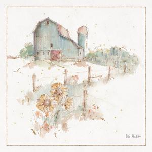 Farm Friends XIV by Lisa Audit