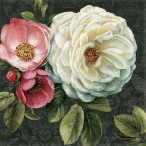 Floral Damask II by Lisa Audit