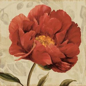 Floral Romance II C by Lisa Audit
