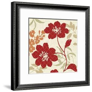 Floral Shadows II by Lisa Audit