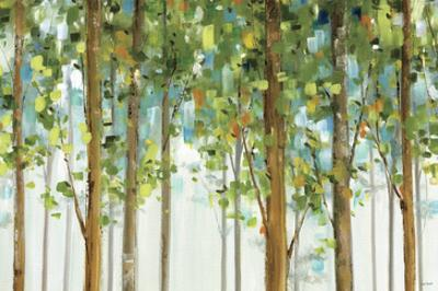 Forest Study I Crop by Lisa Audit