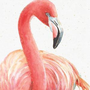 Gracefully Pink II by Lisa Audit