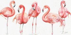 Gracefully Pink VIII by Lisa Audit