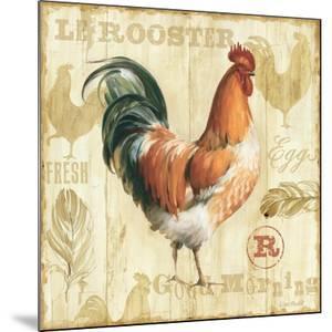 Joli Rooster I by Lisa Audit