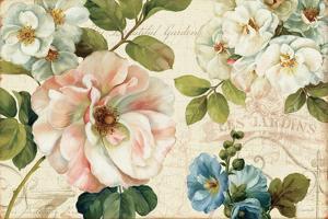 Les Jardin I by Lisa Audit