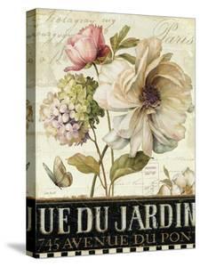 Marche de Fleurs II by Lisa Audit