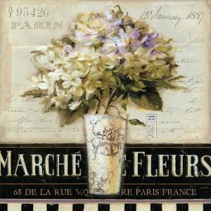 Marche de  Fleurs by Lisa Audit