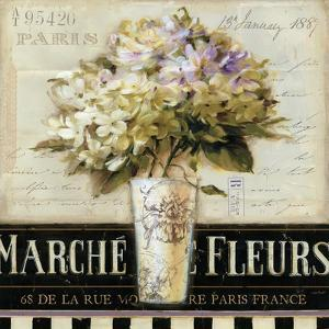 Marche de  Fleurs by Lisa Audit