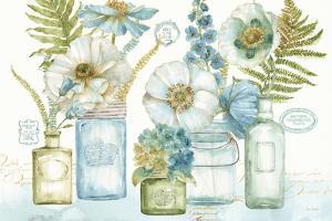 My Greenhouse Bouquet I by Lisa Audit