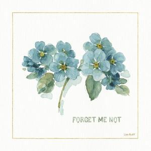 My Greenhouse Forget Me Not by Lisa Audit