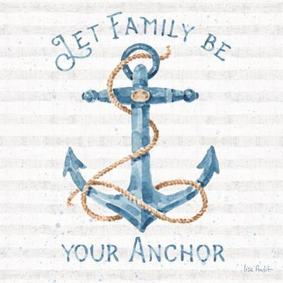Nautical Life IV by Lisa Audit