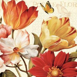 Poesie Florale III by Lisa Audit