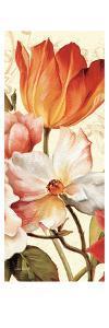 Poesie Florale Panel I by Lisa Audit