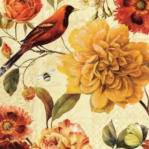 Rainbow Garden Spice II by Lisa Audit