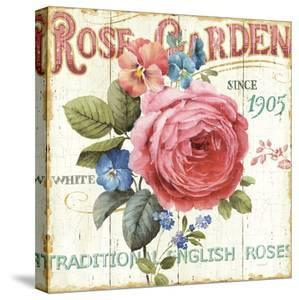 Rose Garden I by Lisa Audit