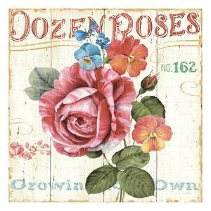Rose Garden II by Lisa Audit