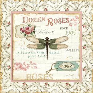 Rose Garden VI by Lisa Audit