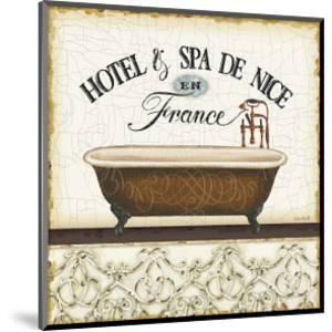 Spa and Resort II by Lisa Audit