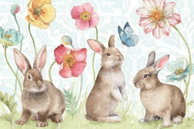 Spring Softies Bunnies I