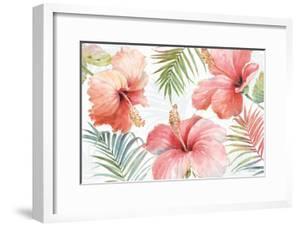 Tropical Blush I by Lisa Audit