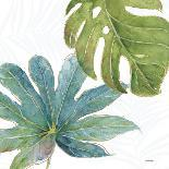 Ivies and Ferns III no Dragonfly-Lisa Audit-Art Print