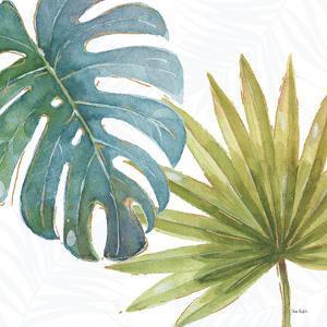 Tropical Blush VIII by Lisa Audit