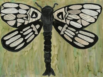 Dragonfly Text by Lisa Choate
