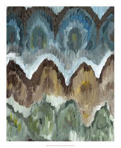 Flame Stitch Pattern I by Lisa Choate