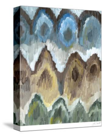 Flame Stitch Pattern II by Lisa Choate