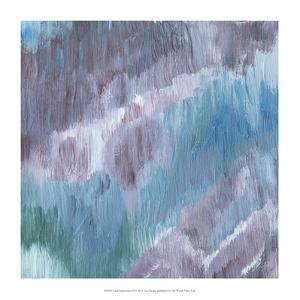 Lapis Impressions II by Lisa Choate