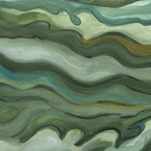 Sea Kelp I by Lisa Choate
