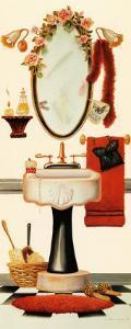 Girly Bath by Lisa Danielle