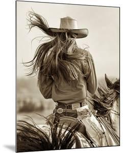 Cowgirl by Lisa Dearing