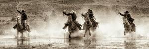 Splash Dance II by Lisa Dearing