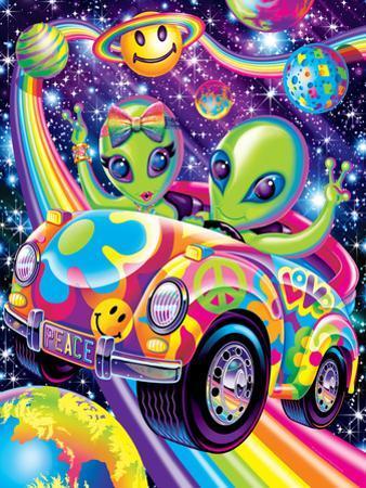 Astro Blast '98 by Lisa Frank