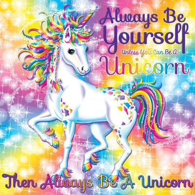 Be Yourself by Lisa Frank